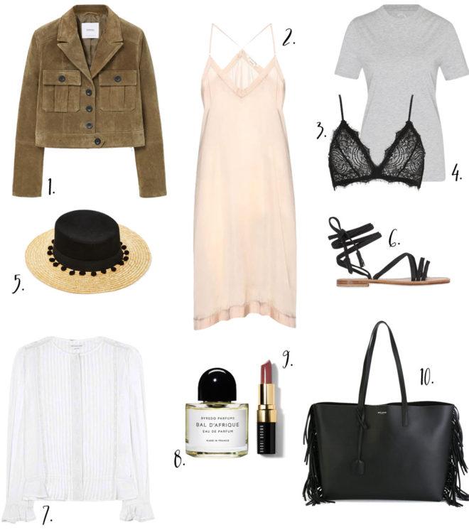 Shoppingcollage Slip Dress