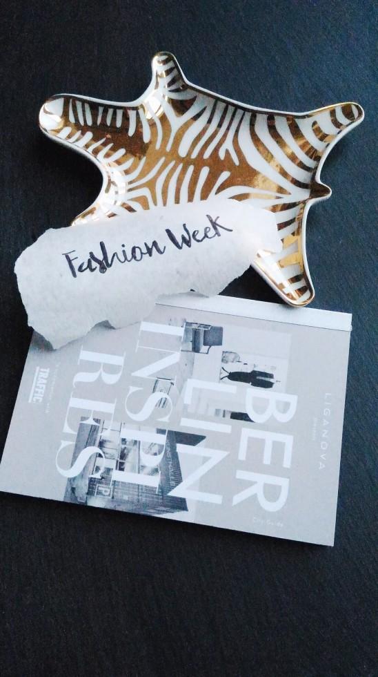 Fashion Week Berlin Pläne 2016