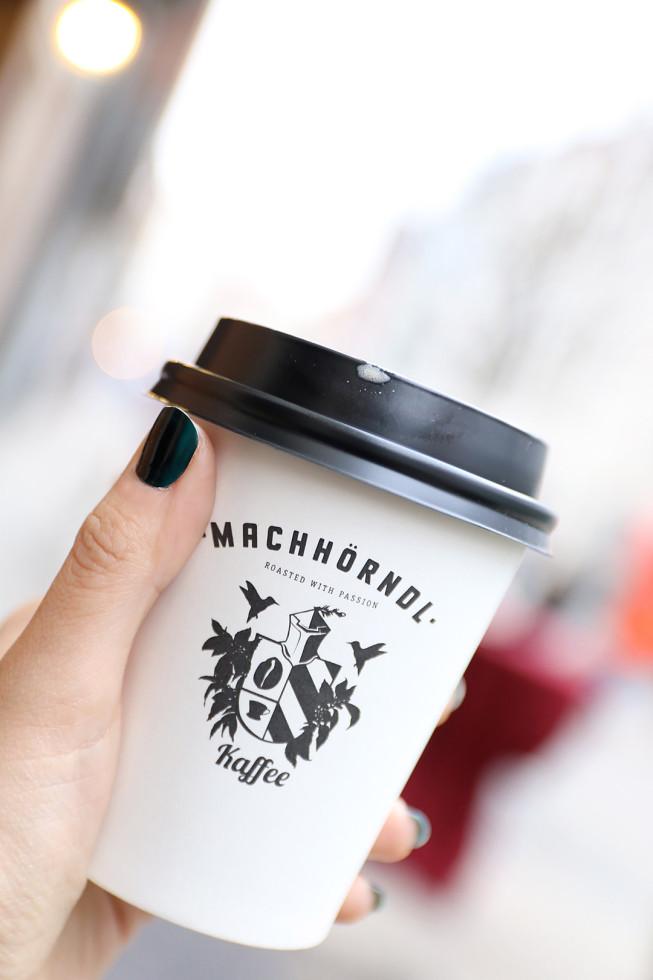 Coffee to go Machhörndl Nürnberg