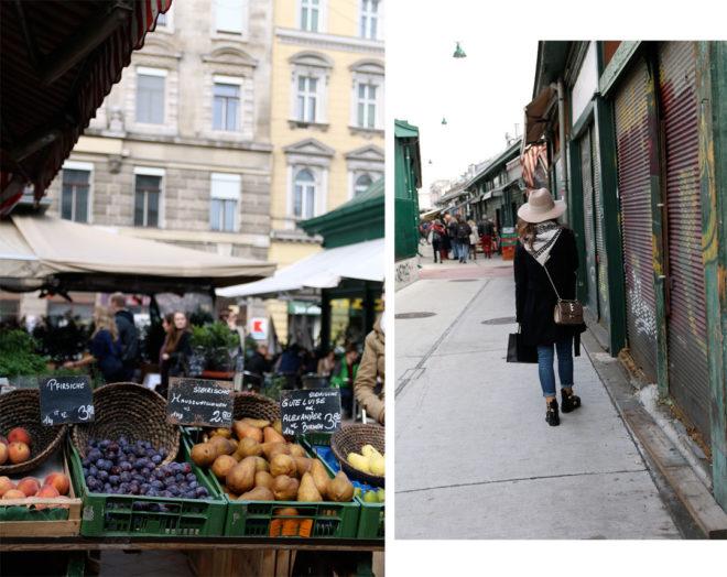 Meine 5 Highlights in Wien - Naschmarkt in Wien