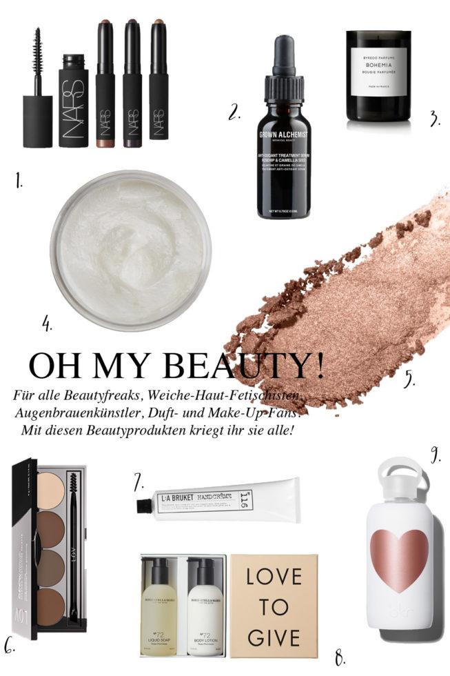 Geschenke Guide Beauty Edition