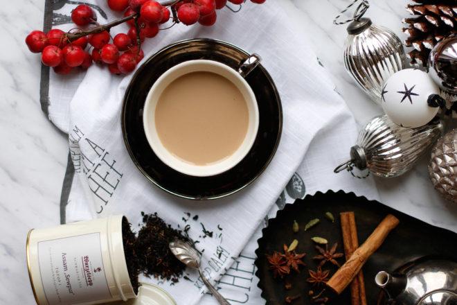 Rezept Indischer Chai Tee