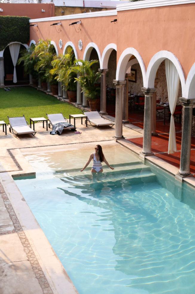 Hotel Hacienda Merida - Pieces of Mariposa