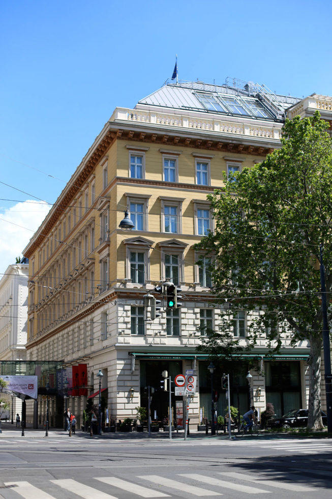 Hotel Review Das Grand Hotel Wien, Hotelbewertung Grand Hotel Wien, Review Grand Hotel Wien