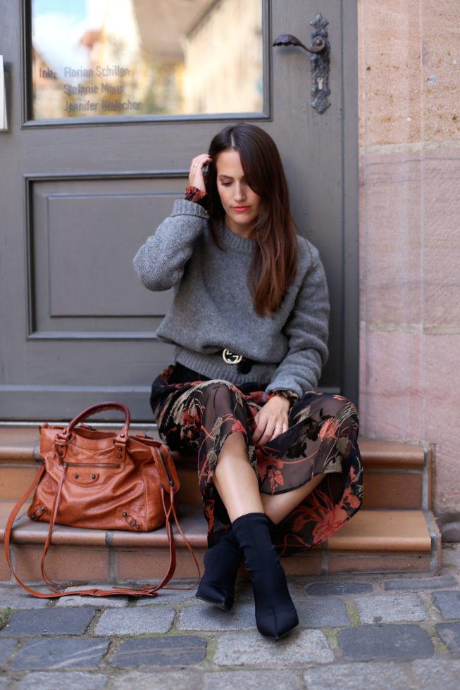 Sock Boots - So stylst du den Trendstiefel im Alltag