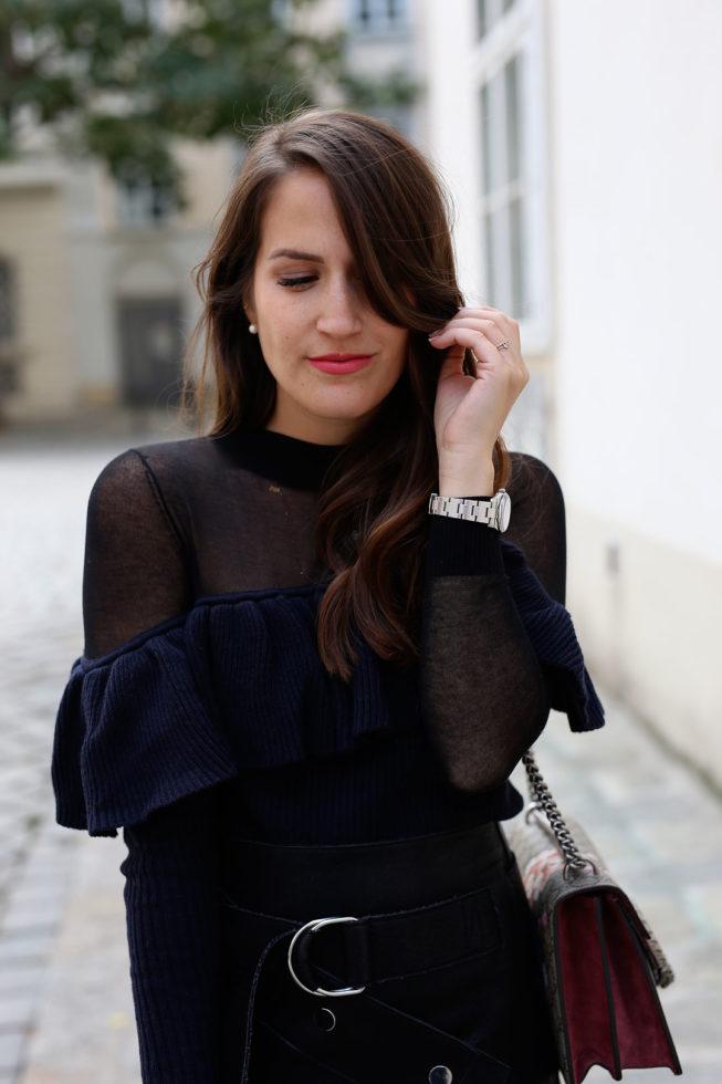 Der Wohl Schönste Volantpullover Und Das Laster Der Modebranche