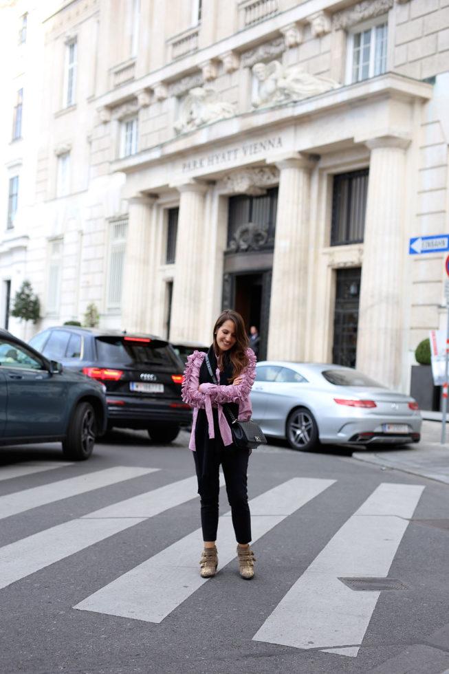 Hochzeitskolumne: Unser Mini-Moon und warum wir Wien so lieben