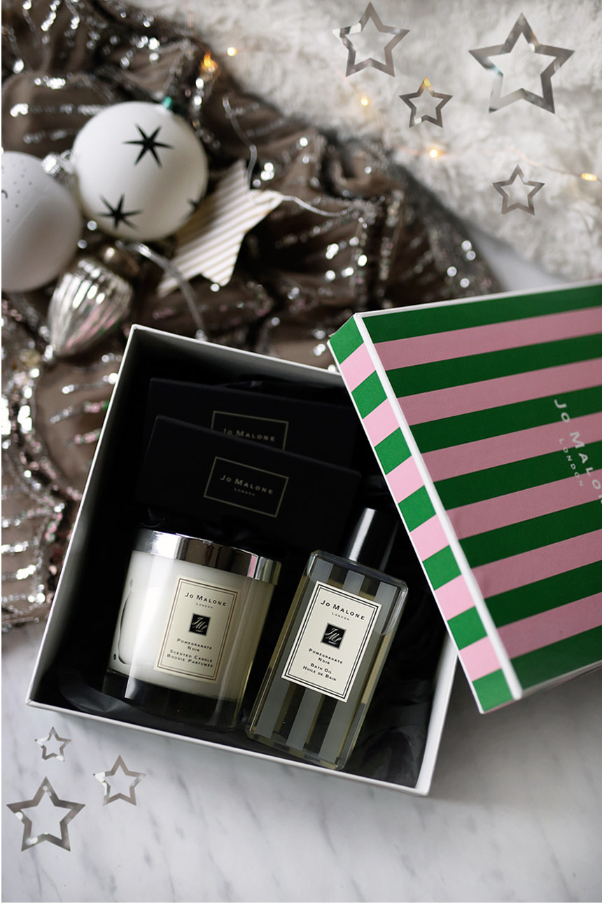 4 advent gewinnspiel geschenk set vo jo malone pieces of mariposa. Black Bedroom Furniture Sets. Home Design Ideas
