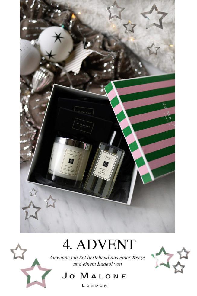 4. Advent Gewinnspiel | Geschenk Set vo Jo Malone