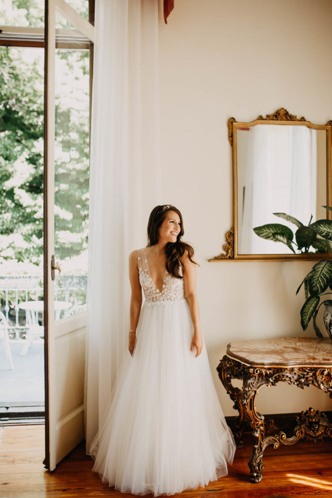 Hochzeitskolumne: Getting Ready