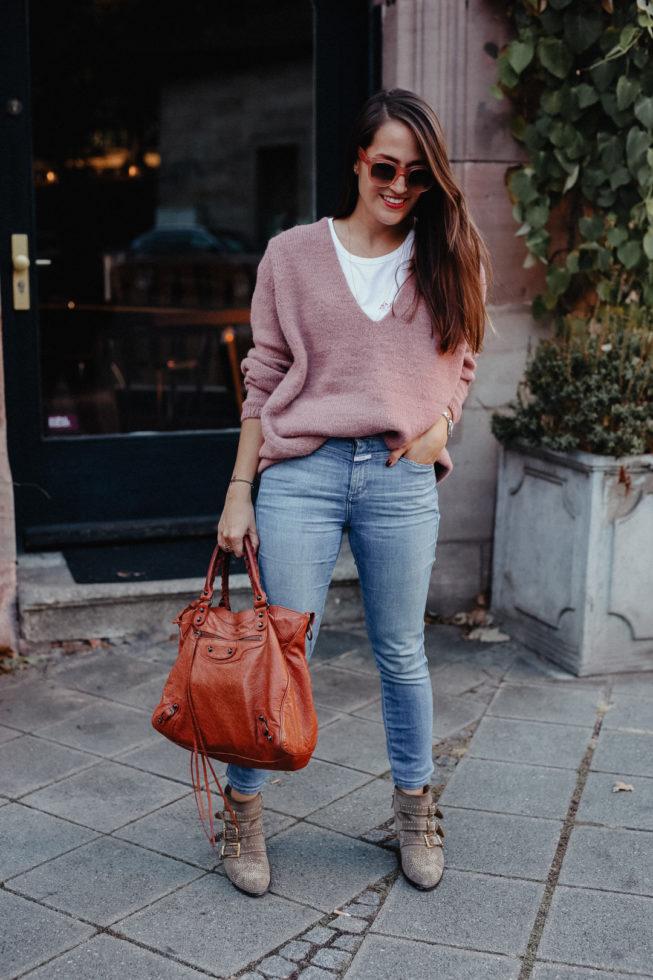 Die Sache mit den einfachen Outfits