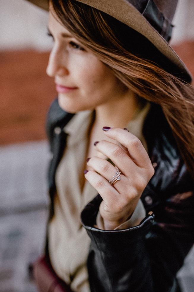 Hochzeitskolumne: Die Geschichte hinter den drei Ringen