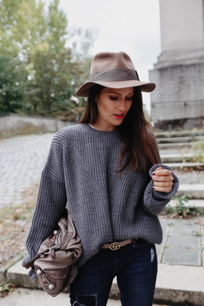 Die Must-Have Strickteile für den Herbst