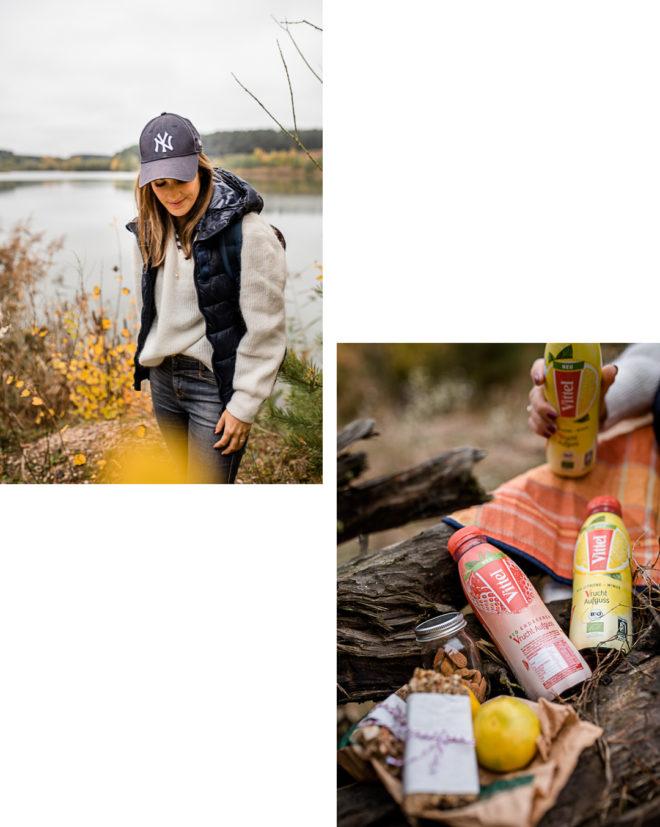 Wandern zum Entschleunigen: Raus in die Natur mit Vittel Vrucht