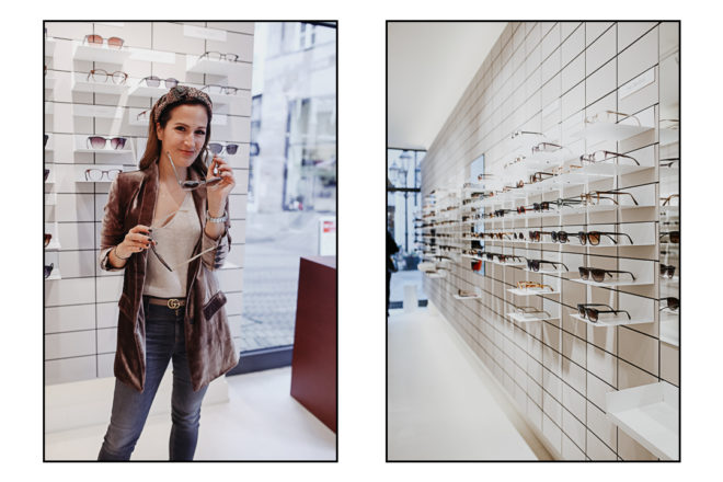 1. Advent Gewinnspiel | Brille von VIU mit Shoppingbegleitung
