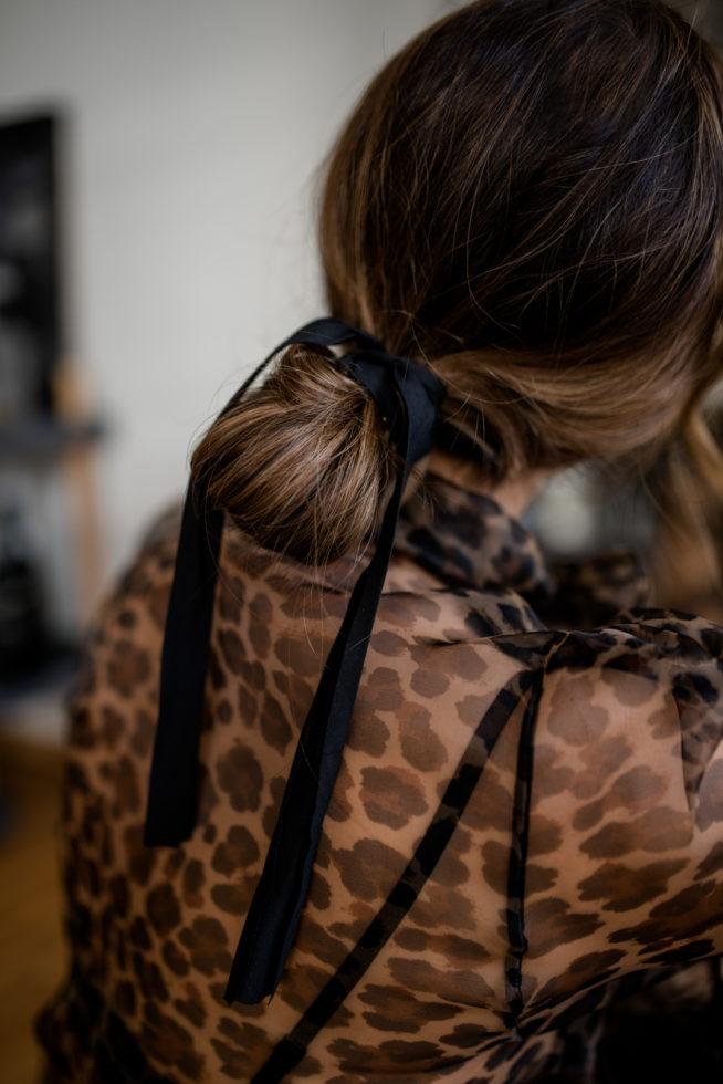 3 einfache Frisuren für Weihnachten und Silvester