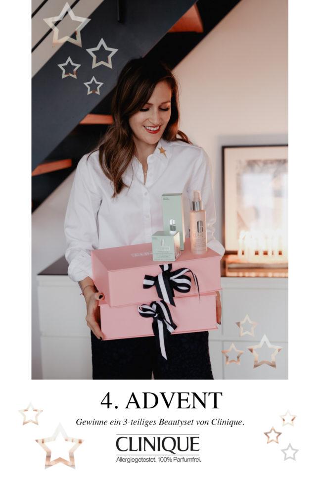 4. Adventsgewinnspiel: Beautyset von Clinique