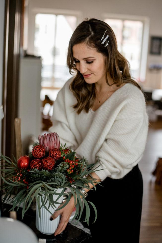 Loft Living: Weihnachten im #mariposaloft