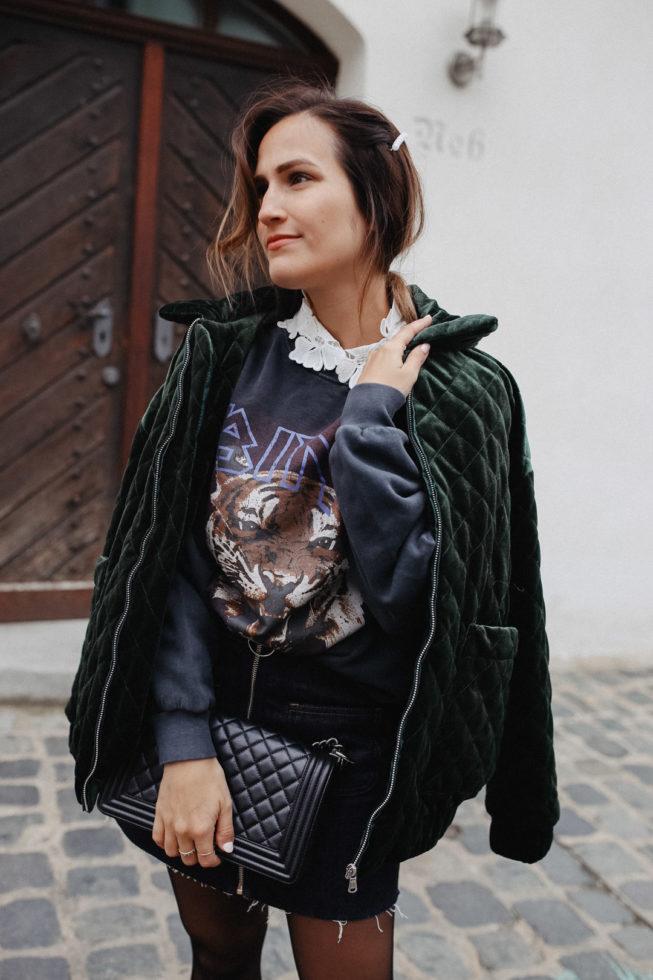 Blog Your Style: Sweatshirt – So Stylst du ihn im Alltag