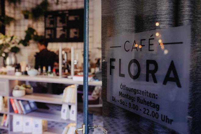 Pieces Of The Week 300, Café Flora Nürnberg, Pieces of Mariposa