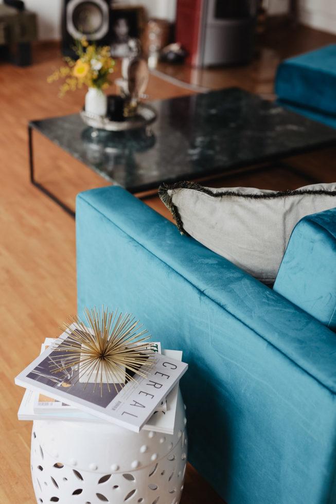 Loft Living: Unser Wohnzimmer Makeover