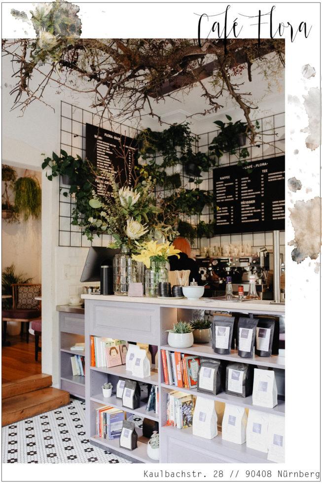 Food Tipp: Meine liebsten Cafés in Nürnberg - 4. Café Flora Nürnberg