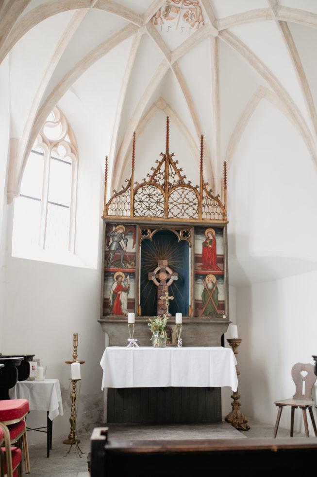 Heiraten auf Schloss Mittersill