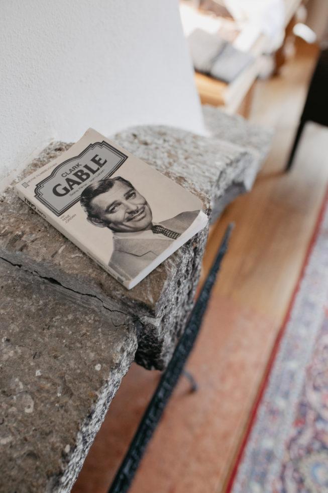 Clark Gable Suite auf Schloss Mittersill