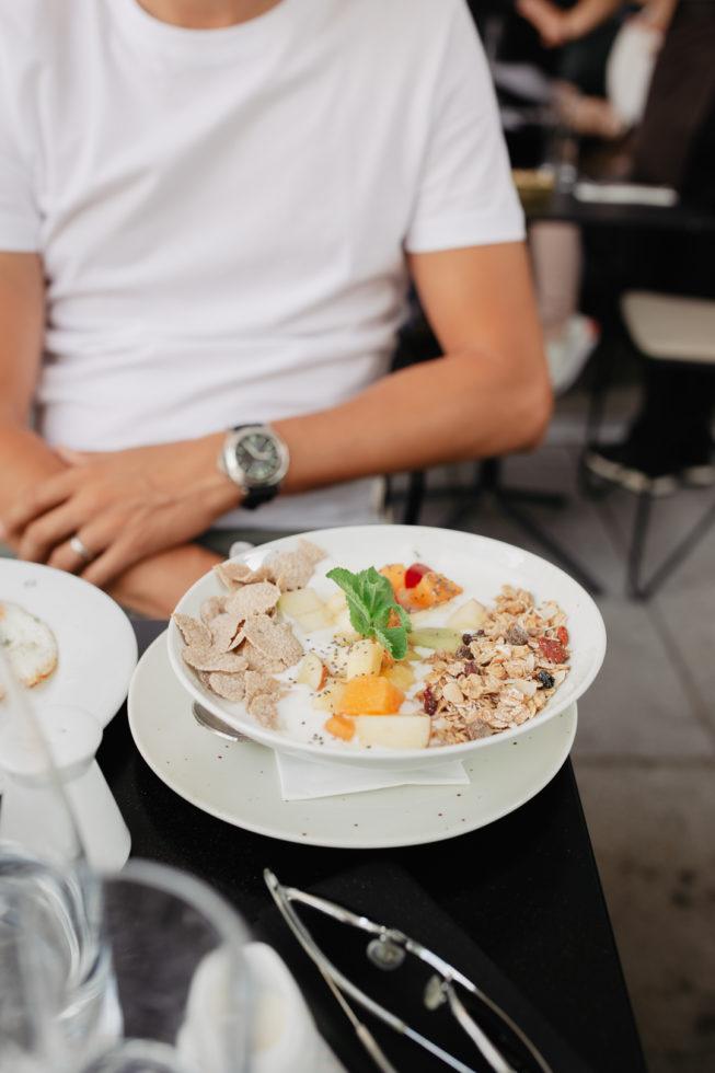 Frühstück im The Guesthouse Vienna