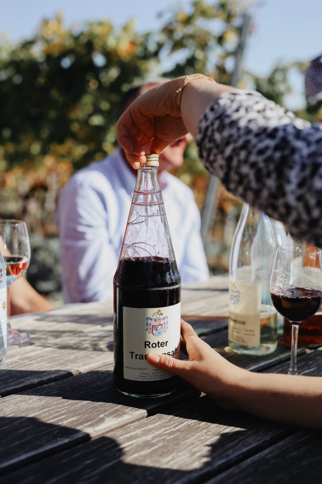 Ausflug Weingut Mangold