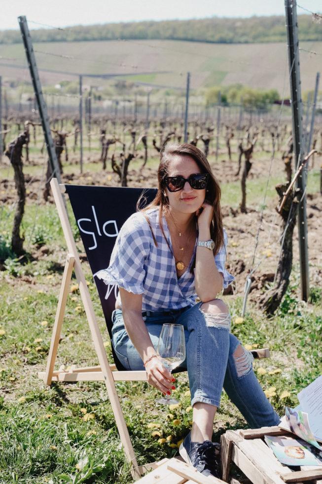 Ausflug Weingut Glaser