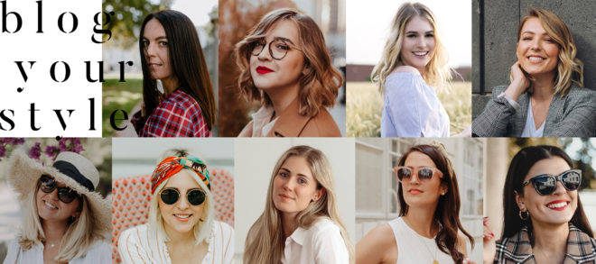 Blog Your Style Collage