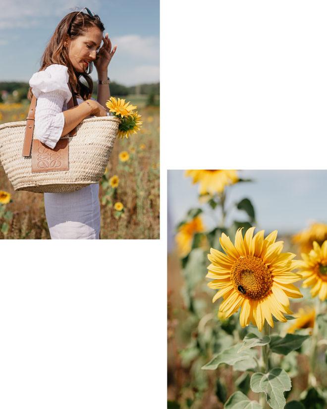Geflochtene Sommertasche von Loewe