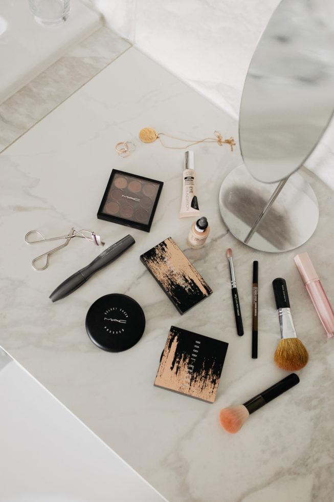 Anleitung für ein einfaches MakeUp für heiße Sommertage