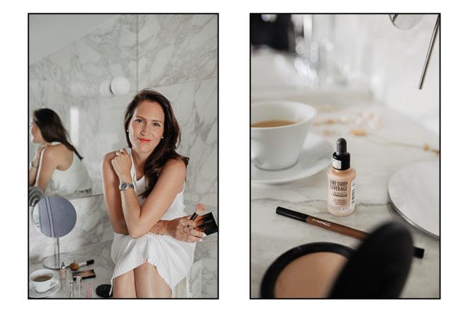 Anleitung für ein einfaches MakeUp für heiße Sommertage mit Catrice