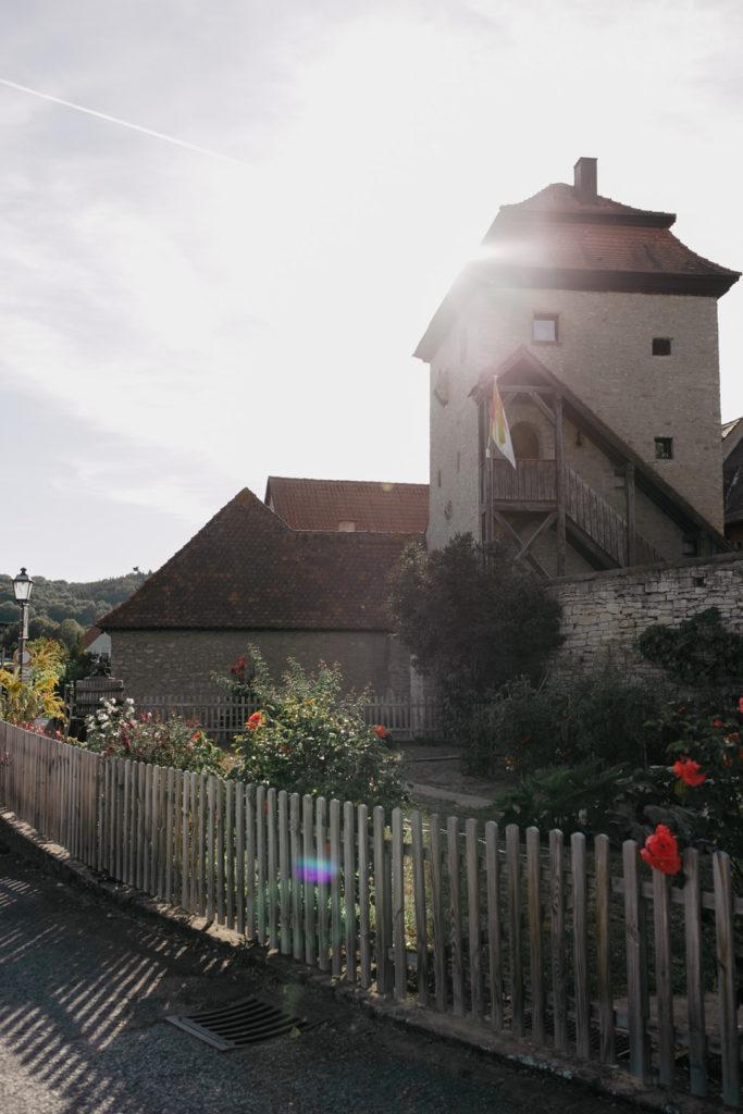 Pieces Of The Week 312, Ausflug in die fränkische Weingegend