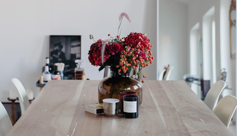 Pieces Of The Week 312 - Herbstlicher Blumenstrauß