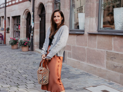 Blog Your Style: Herbst Outfit Rock