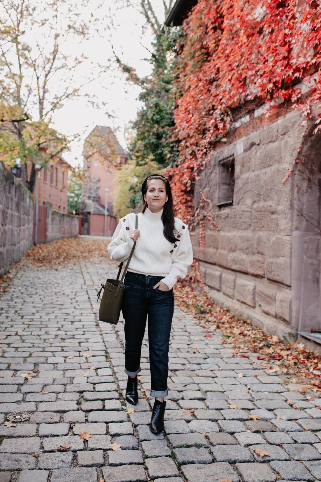 3 Tricks um schlichte Outfits aufzuwerten - Pieces of Mariposa // Fashion & Lifestyle Blogger aus Nürnberg