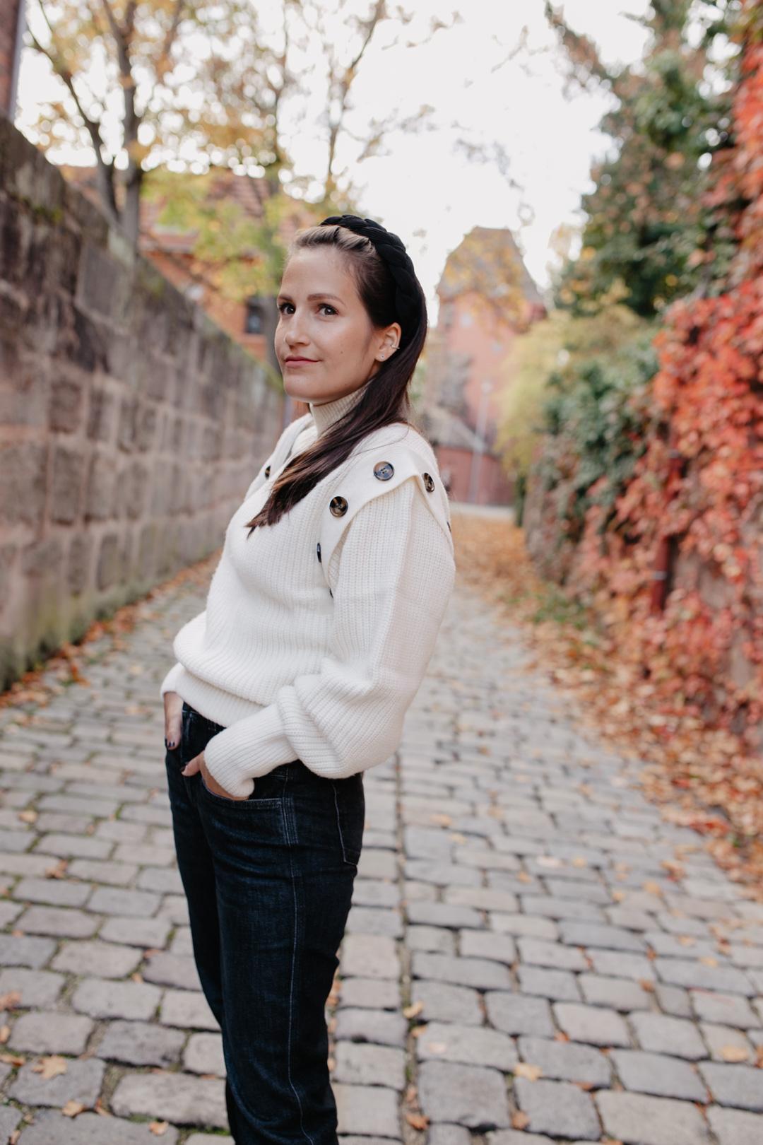 Herbstlook mit Haarreifen - Pieces of Mariposa // Fashion & Lifestyle Blogger aus Nürnberg