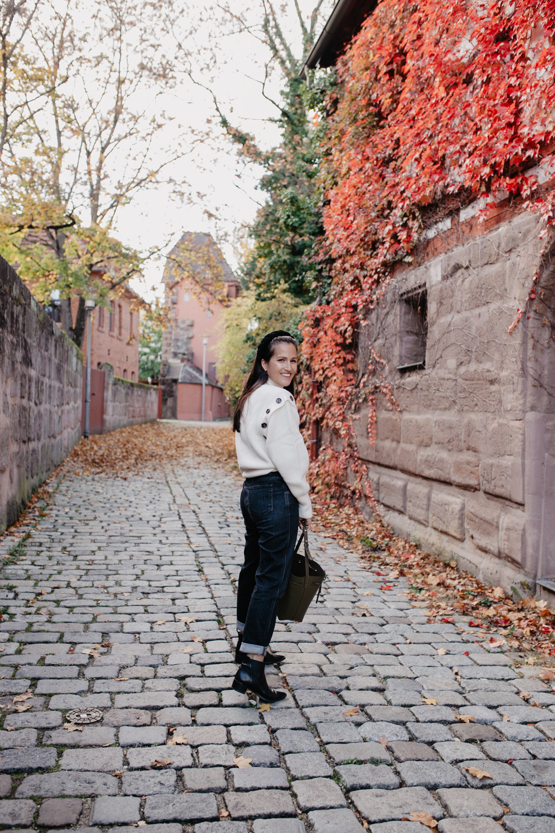 Easy Herbstlook - Pieces of Mariposa // Fashion & Lifestyle Blogger aus Nürnberg
