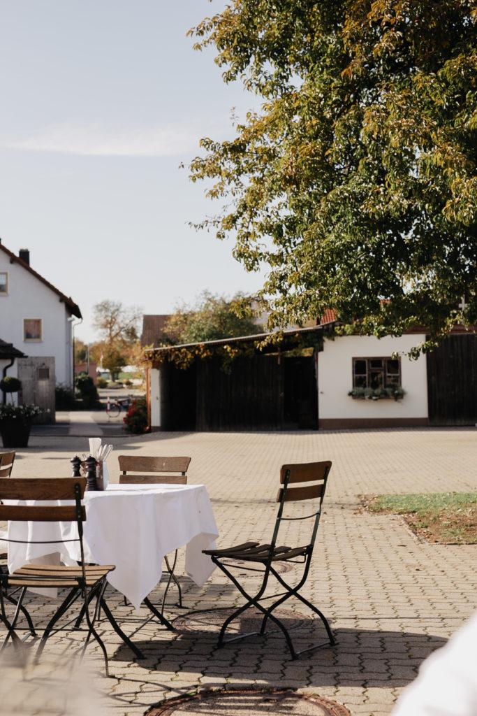 Pieces Of The Week 313, Mittagessen im Landgasthof Meier