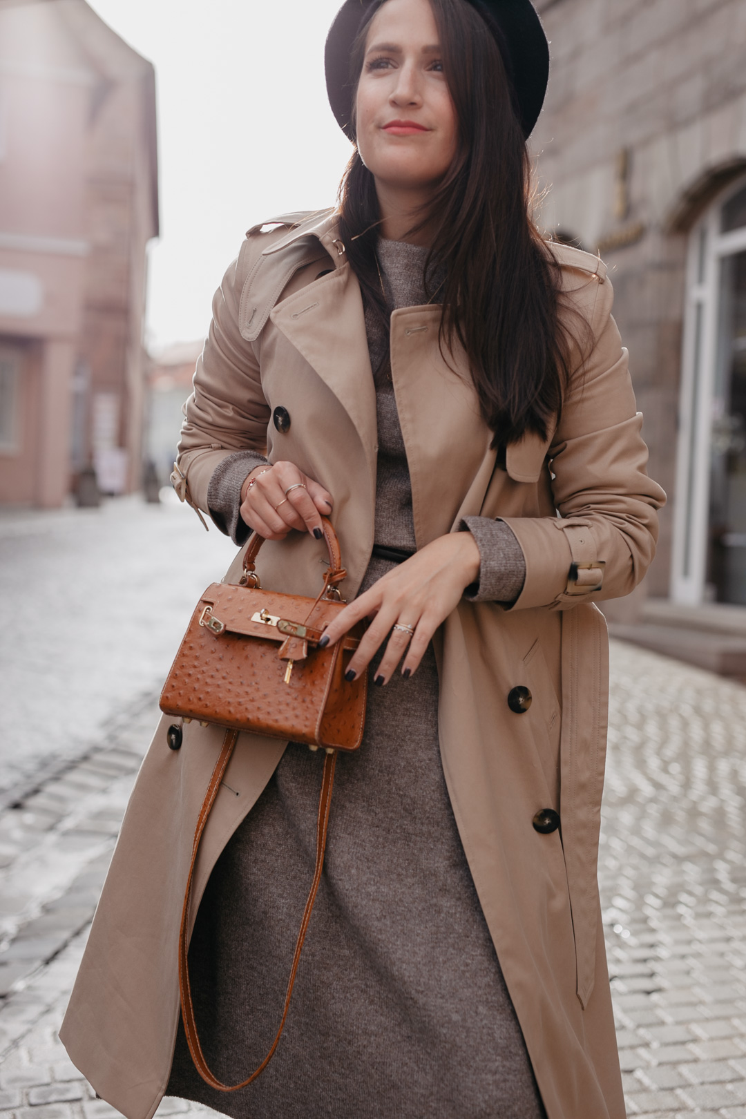 Herbstlook mit Trenchcoat - Pieces of Mariposa / Fashion & Lifestyle Blogger Nürnberg