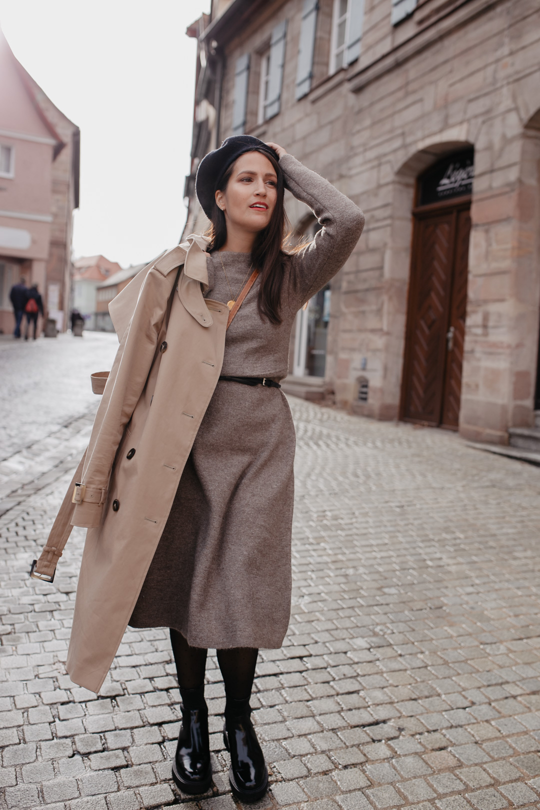 Blog Your Style: Strickkleider - Pieces of Mariposa / Fashion & Lifestyle Blogger Nürnberg
