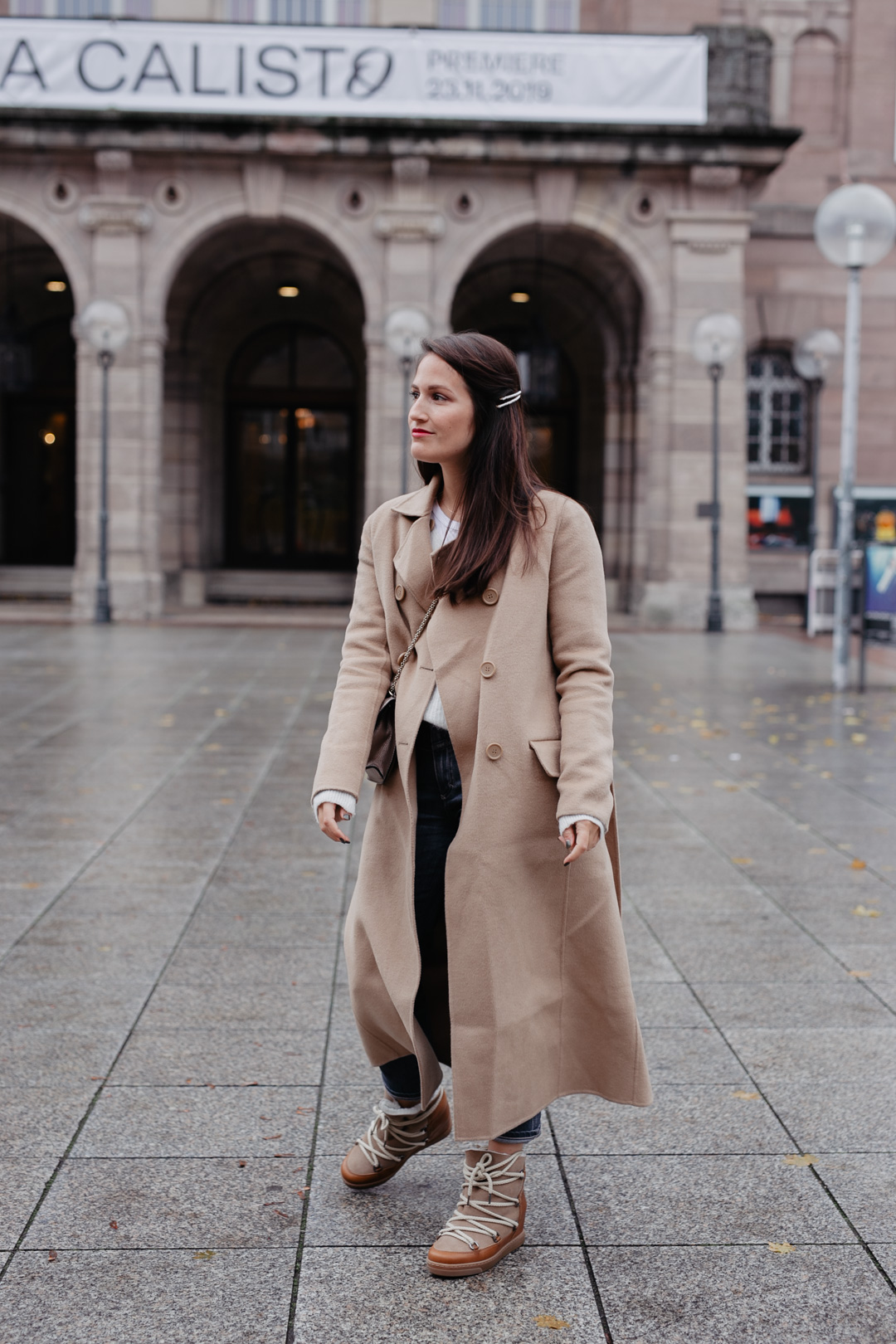 Winterlook mit Nowles Boots - www.piecesofmariposa.com // Fashion & Lifestyle Blog Nürnberg