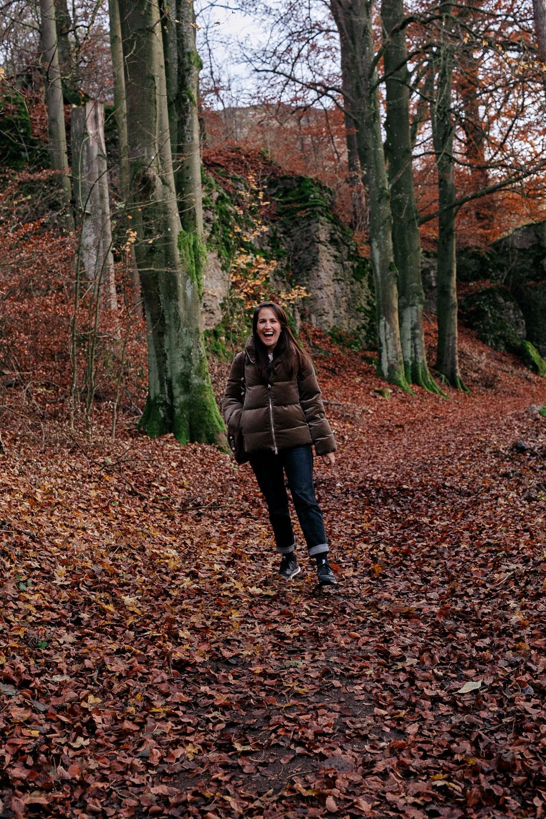 Pieces Of The Week 317 - Ausflug zur Burgruine Velburg // www.piecesofmariposa.com