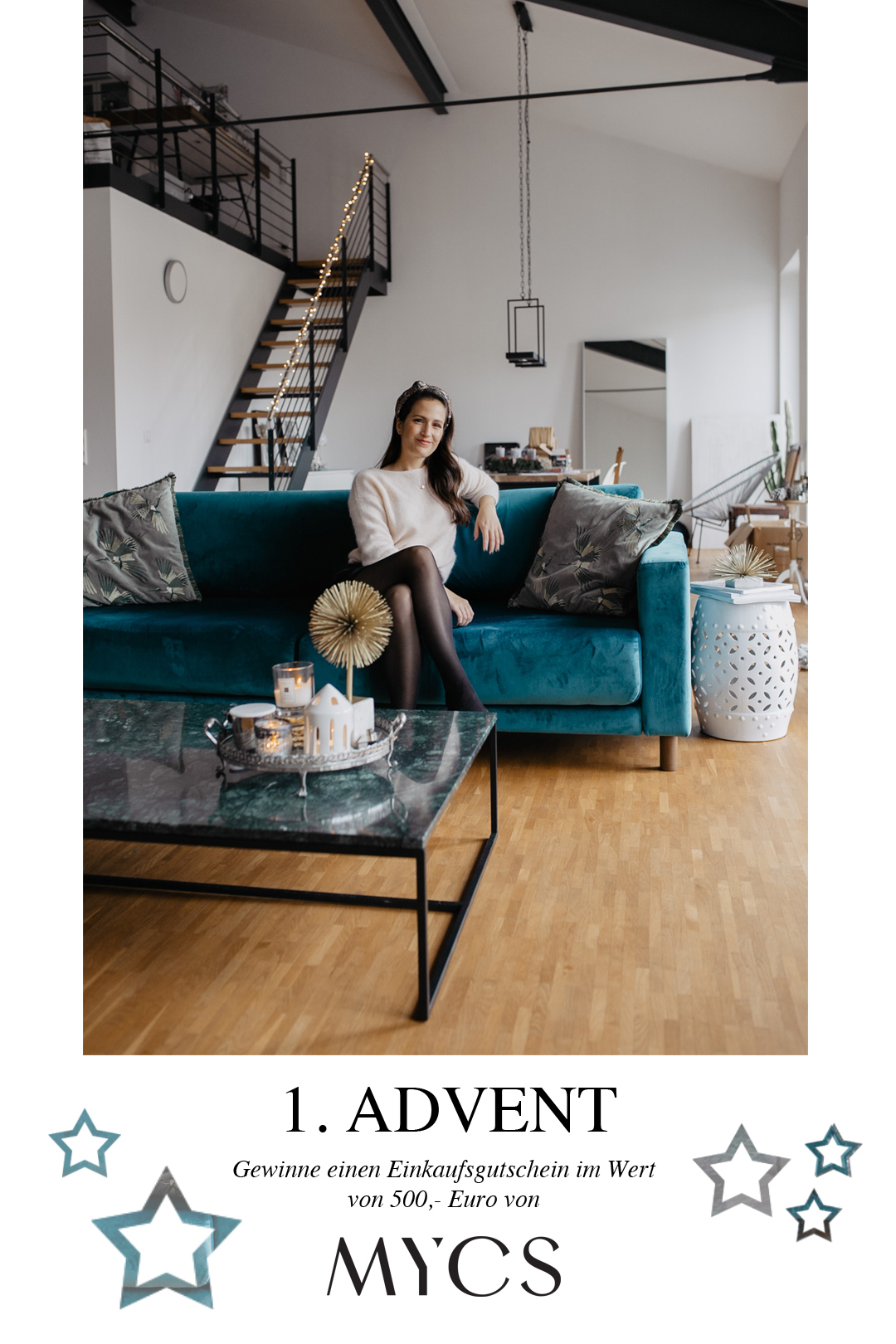 1. Advent mit MYCS - Pieces of Mariposa // Fashion & Lifestyle Blogger aus Nürnberg