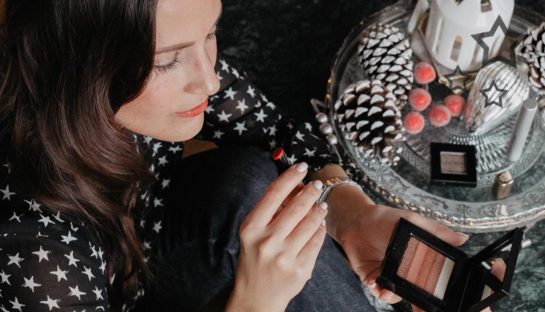 Festliches Makeup