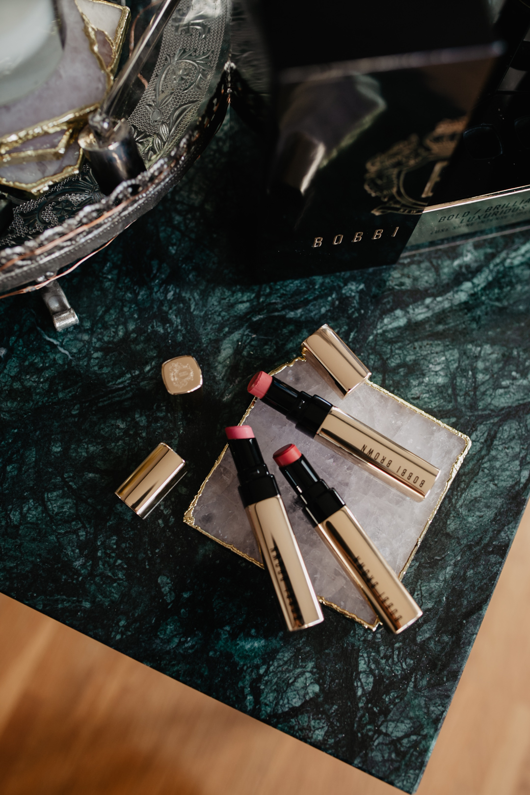 Die neuen Luxe Shine Intense Lippenstifte von Bobbi Brown - Pieces of Mariposa // Fashion & Lifestyle Blog Nürnberg