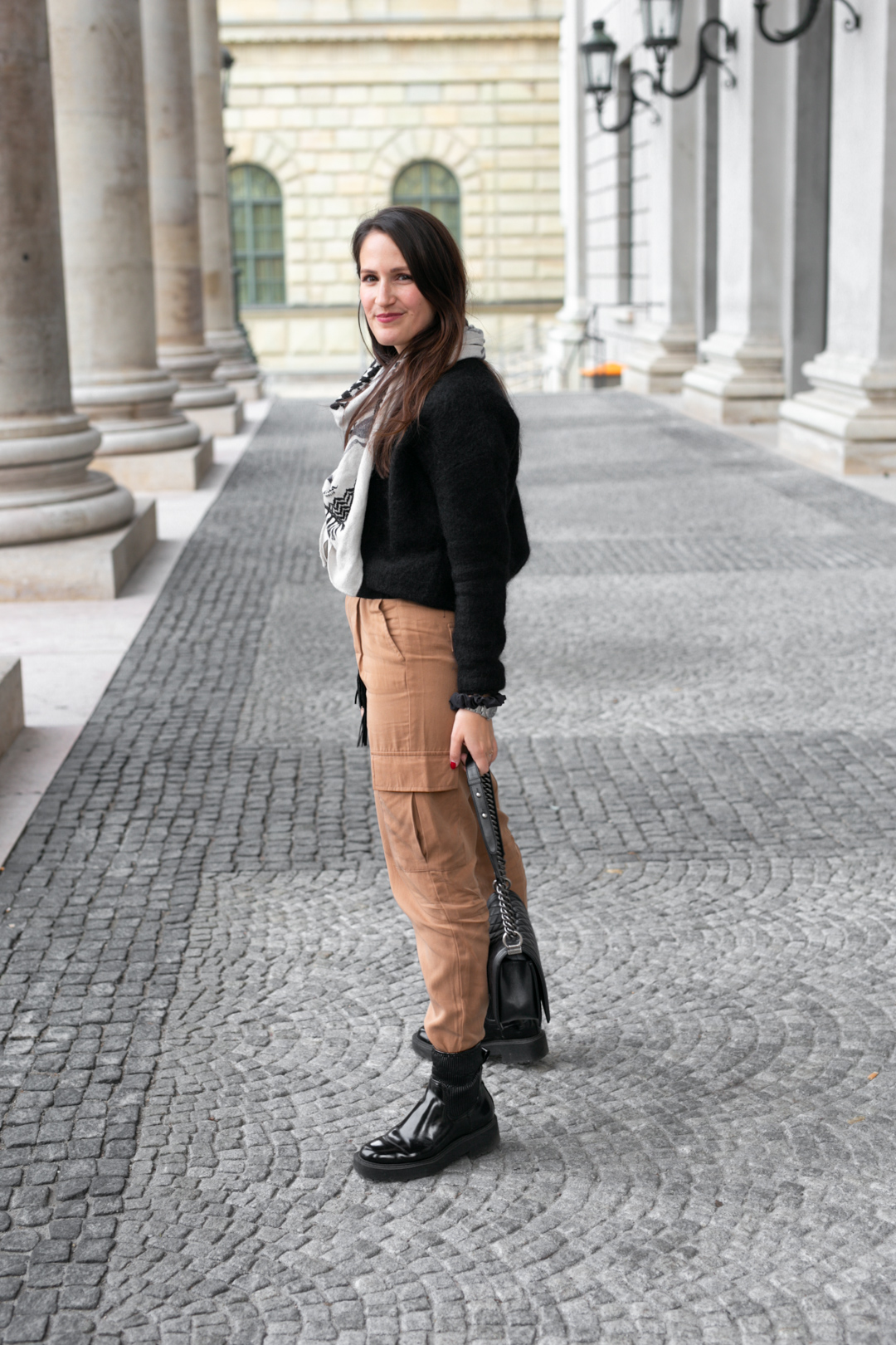 Outfit Chunky Boots - Pieces of Mariposa | Fashion Blog Nürnberg